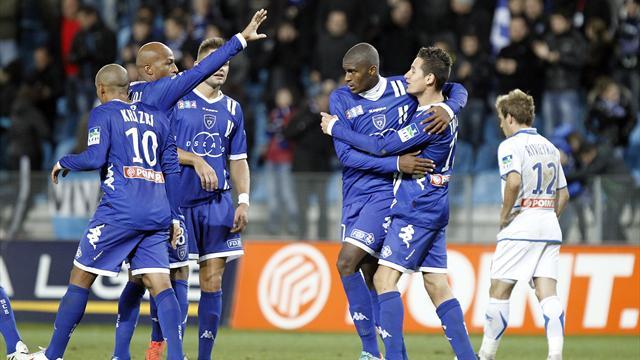 Bastia beat Auxerre to reach Coupe de la Ligue quarters