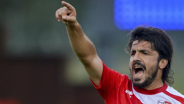 Gattuso made player-coach at Sion