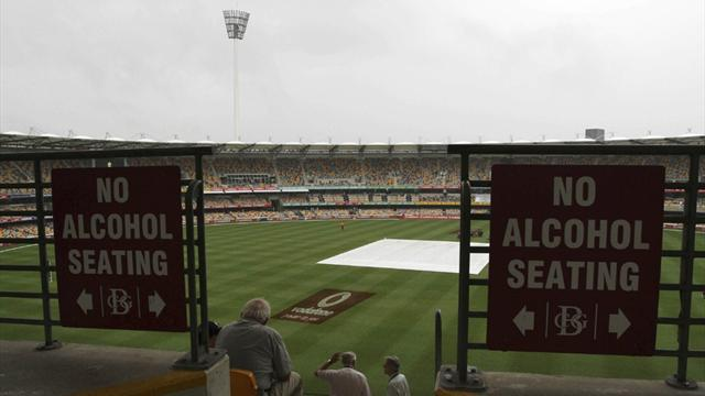 Day two of Australia-South Africa Test washed out