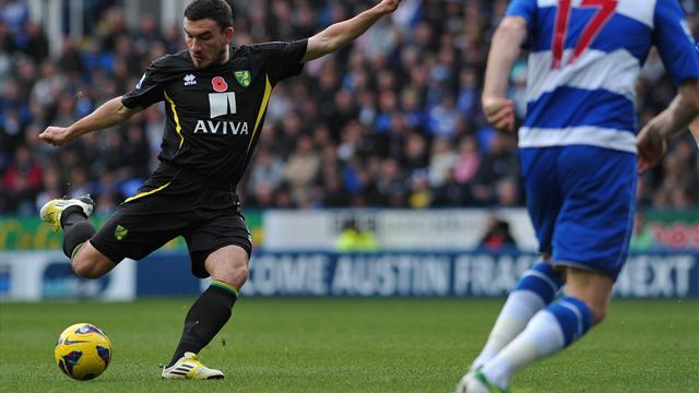 Reading remain winless after Norwich stalemate