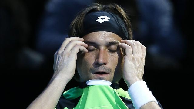 Ferrer, vainqueur mais éliminé