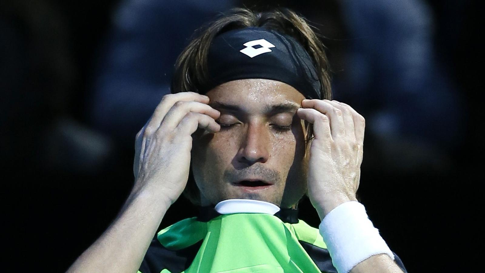 Ferrer questions ATP Finals schedule