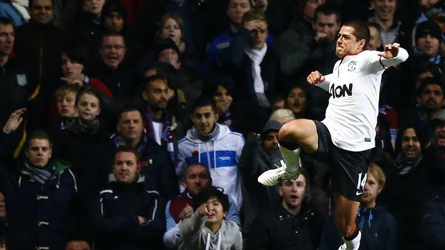 Hernandez inspires United comeback at Villa