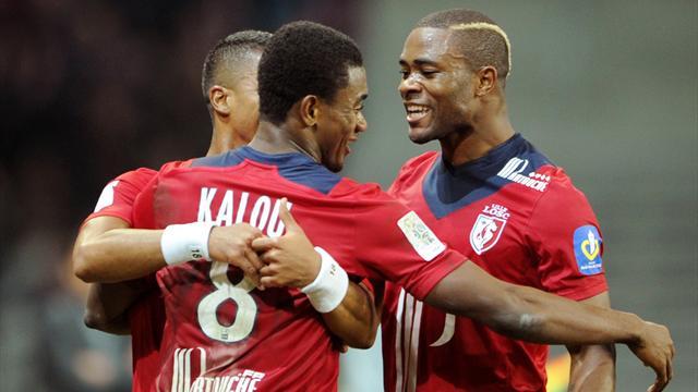 Lille découvre enfin Kalou