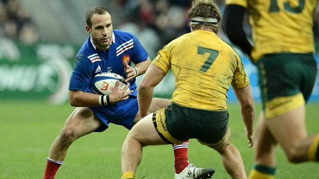 Michalak stars as France whip Australia