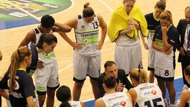 Fenerbahçe'nin rakibi Sopron