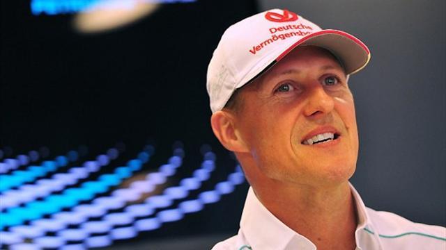 La porte-parole de Schumacher ne confirme pas l'infection pulmonaire
