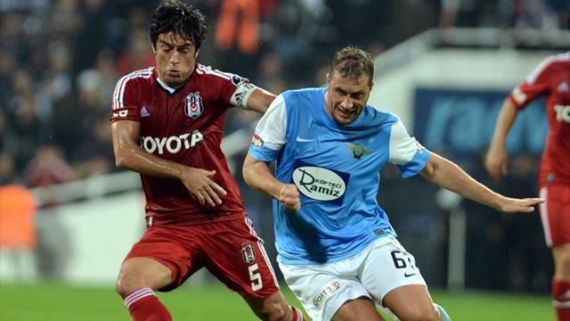 Beşiktaş - Akhisar / ÖZET