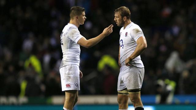 Farrell: England do not fear All Blacks