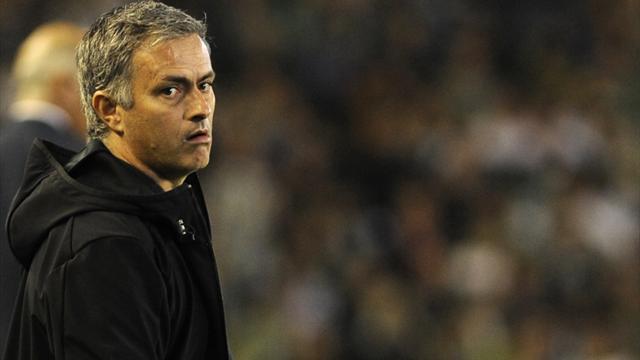 """Mourinho : """"Quand je vois ce que fait Stepanek…"""""""