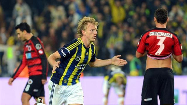 Fenerbahçe - Gençlerbirliği / ÖZET