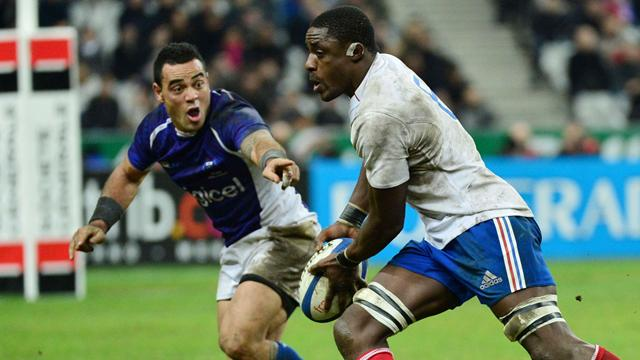 """Nyanga: """"J'ai saisi ma chance avec les Bleus"""""""