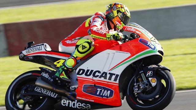 Capirossi: Rossi can win again