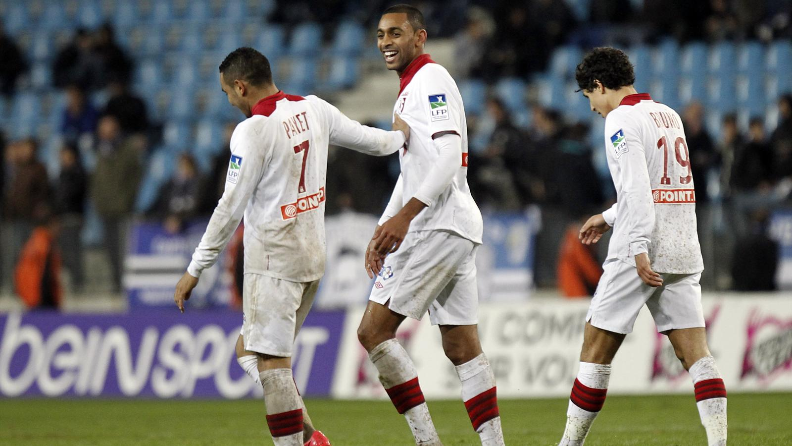 Bastia losc 0 3 lille se qualifie sans trembler coupe de la ligue 2012 2013 football - Coupe de la ligue 2013 14 ...