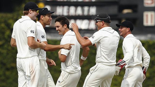 New Zealand beat Sri Lanka to draw series