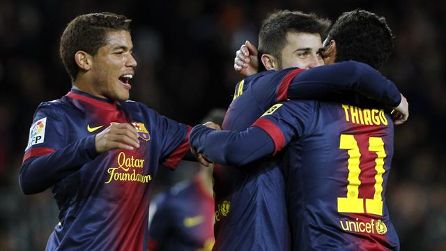 Vilanova delighted with the return of 'The Kid'