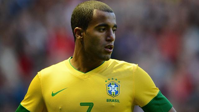 Lucas Moura a hâte d'être au PSG