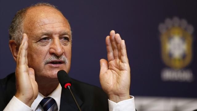 Scolari already in trouble over banking jibe