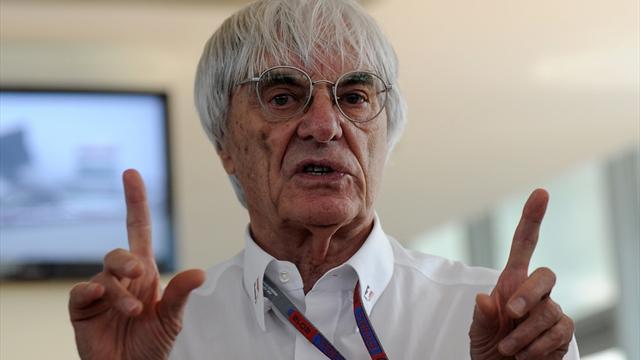 Ecclestone : Ferrari, les mauvais perdants