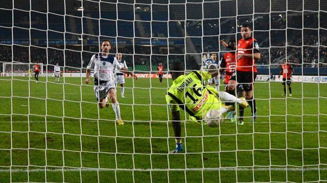 Alessandrini sends Rennes into semis