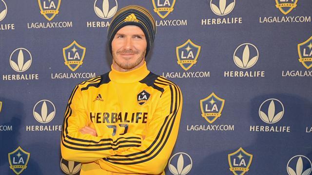 Beckham: Monaco confirme être en contact