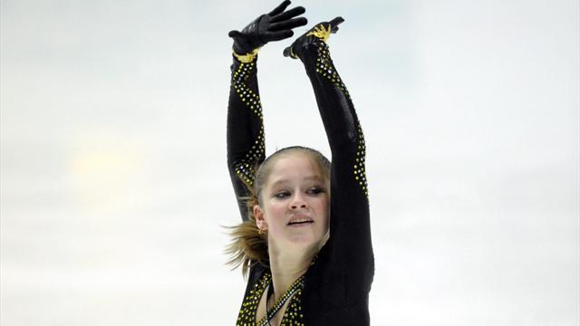 Юлия Липницкая не приедет в Сочи