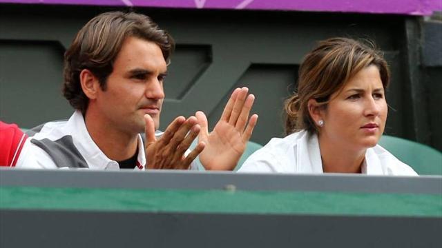 La confesión de Roger Federer sobre sus hábitos familiares durante los torneos