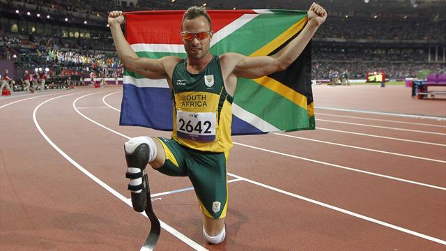 """Oscar Pistorius: """"A Rio, j'ai mes chances pour l'or"""""""