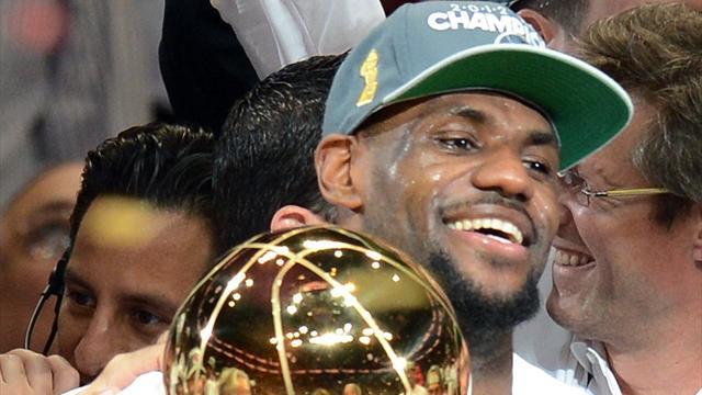 Sports Illustrated признал Леброна спортсменом года