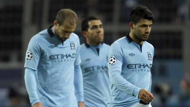 Man City announce losses of £97.9 million