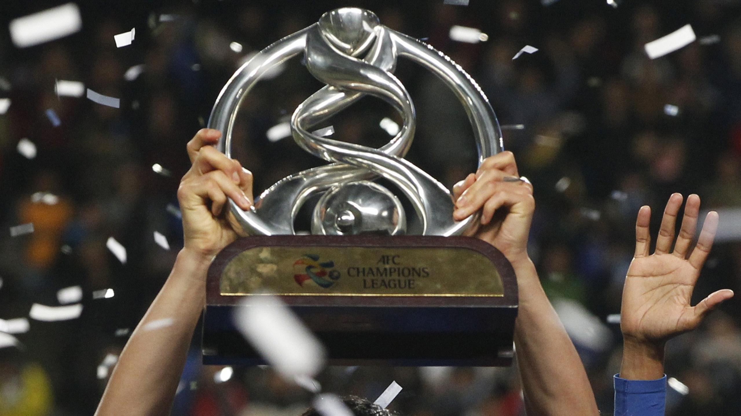 Champions league asian