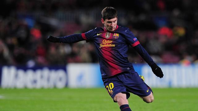 Le Barça toujours au presque parfait