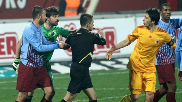 Trabzonspor-Kayserispor / ÖZET