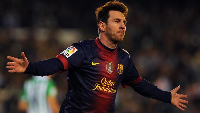 Messi bat le record de Müller