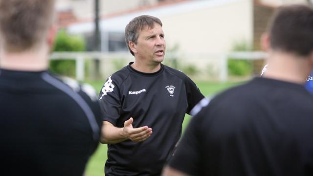 Mont-de-Marsan: Dantin écarté de son poste d'entraîneur