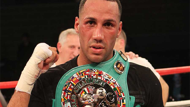 DeGale to face Bozic at Bluewater