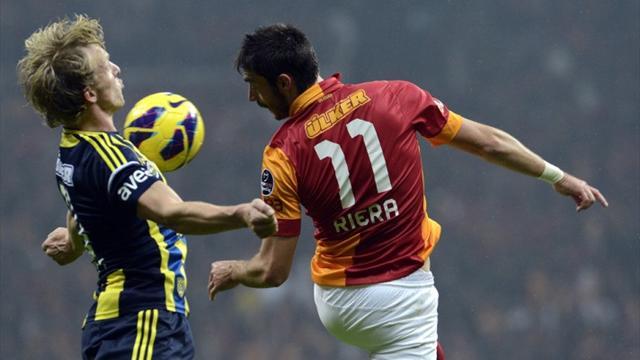 Galatasaray - Fenerbahçe / ÖZET