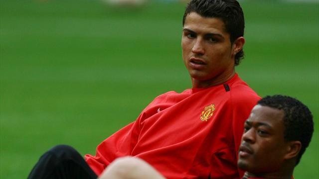 Evra conseille à CR7 de revenir à Manchester s'il veut le Ballon d'or