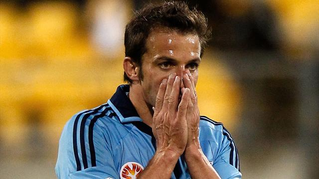 Del Piero dismisses Sydney exit talk