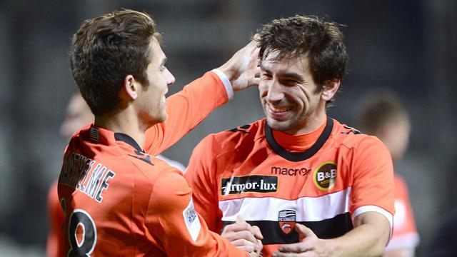 Lorient, un nul aux allures de victoire