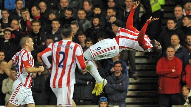 Walters and Jones inspire Stoke to beat Liverpool