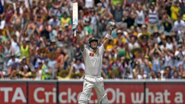 Run machine Clarke heaps misery on Sri Lanka