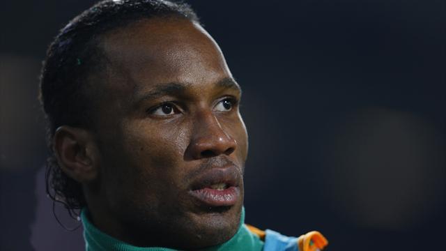 Drogba to lead Ivory Coast