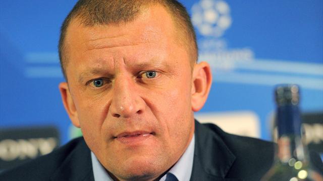 Romanian Munteanu named Mordovia coach