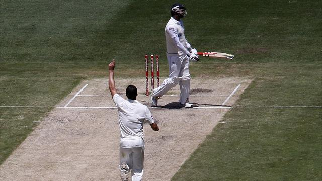 Australia clinch series with big win