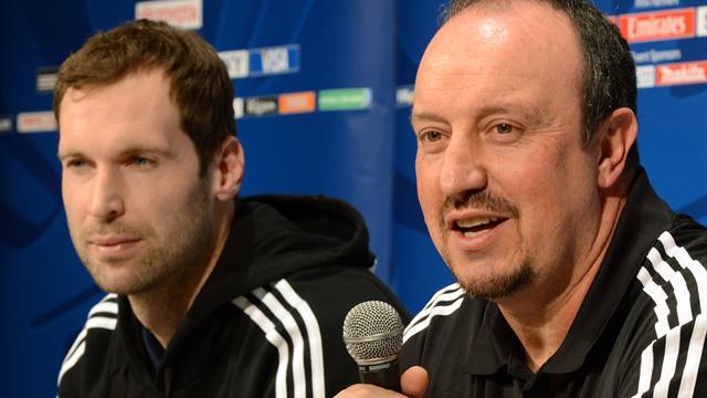 Cech: Benitez has improved Chelsea