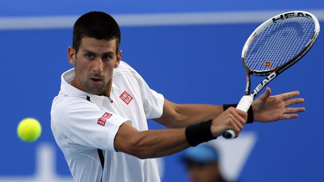 Djokovic impressionne déjà