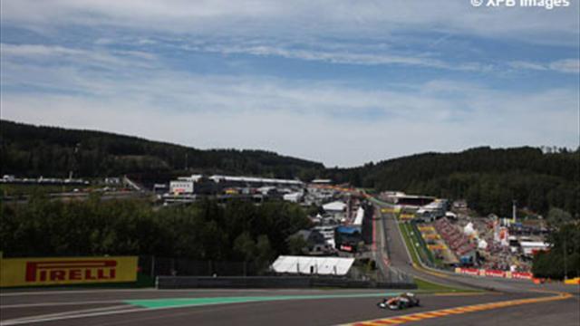 Le meilleur circuit de la saison 2012 de F1 est…