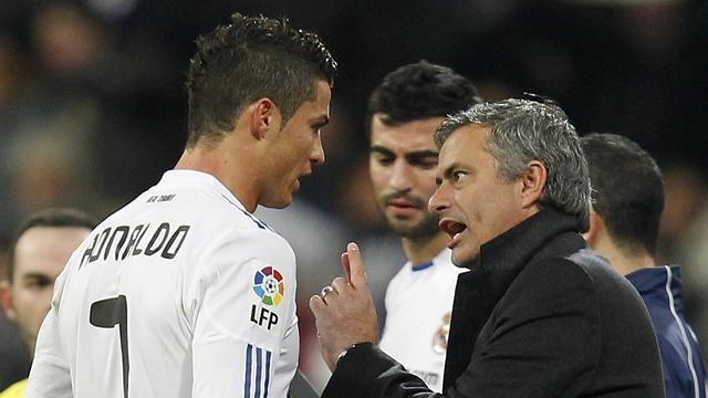 Cristiano Ronaldo prend la défense de Mourinho