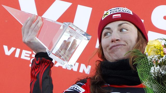 Kowalczyk and Poltoranin cruise to Davos sprint wins